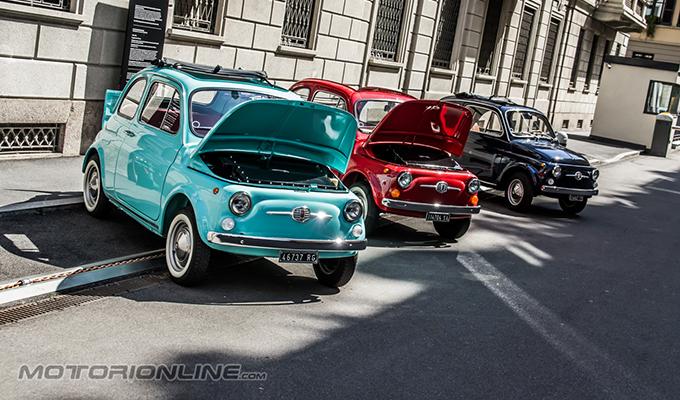 Fiat 500 Classica Elettrica: il futuro passato di Officine Ruggenti [TEST DRIVE VIDEO e FOTO]