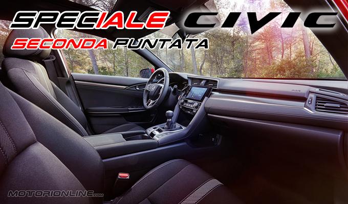 "Nuova Honda Civic 2017: parola d'ordine ""spazio"" [SPECIALE – SECONDA PARTE]"