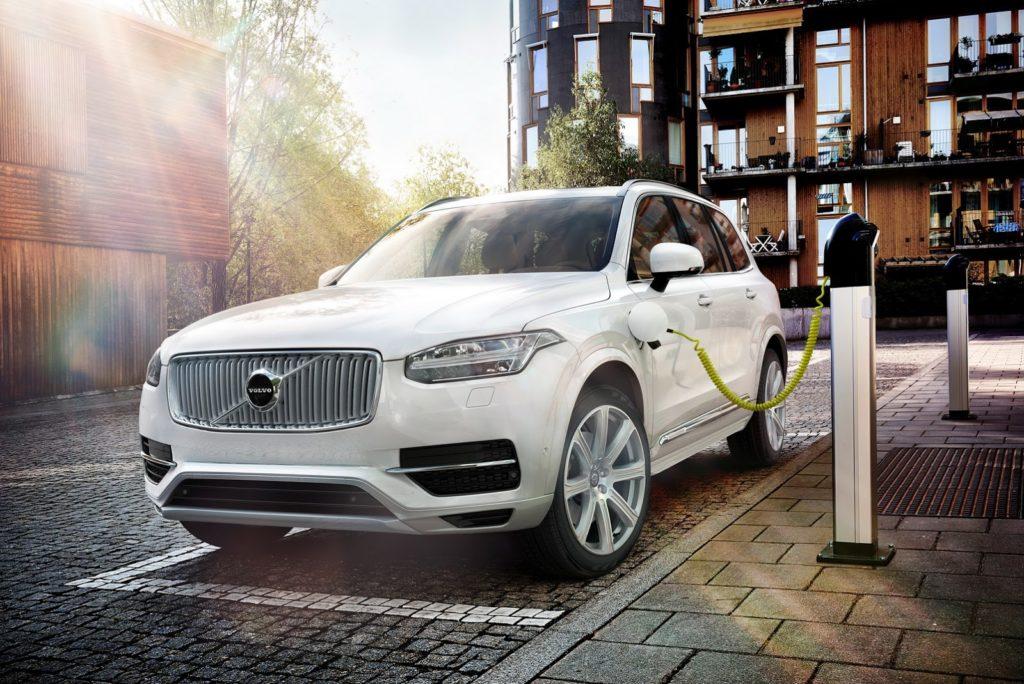 Volvo: il primo modello elettrico sarà costruito in Cina
