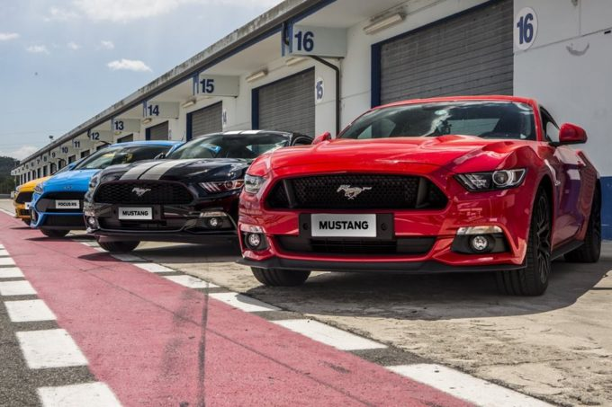 Ford Driving University