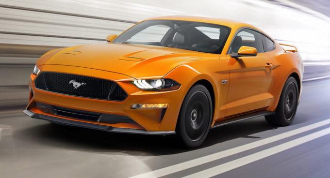 Ford Mustang MY 2018: la brochure rivela alcune dotazioni inedite [FOTO LEAKED]