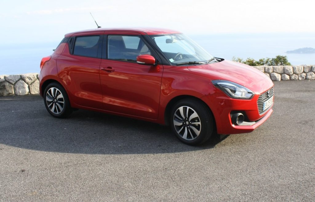 Nuova Suzuki Swift: Euro NCAP le assegna quattro stelle con il Safety Pack [VIDEO]