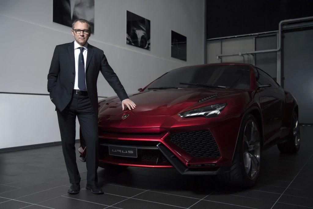 Lamborghini Urus: confermato lo stabilimento di verniciatura a Sant'Agata Bolognese