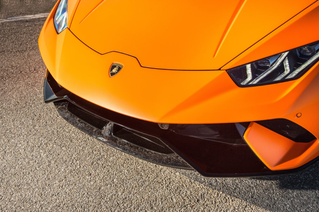 La Lamborghini Huracán Performante conquista l'Innovation Award