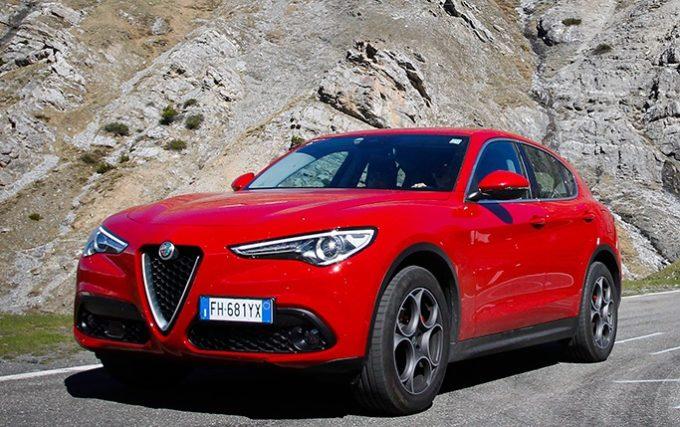 Alfa Romeo Stelvio Cup: il SUV sale ad alta quota per poi giungere a Portofino
