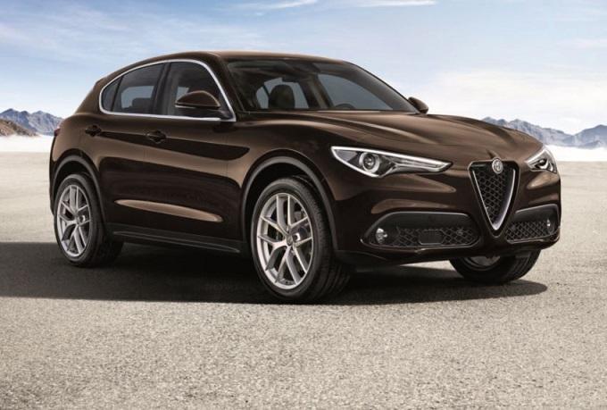 Alfa Romeo Stelvio MY 2017