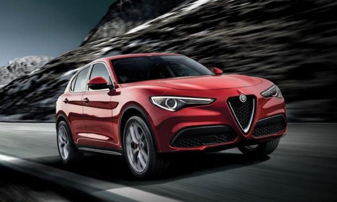 Alfa Romeo Stelvio sceglie pneumatici Bridgestone Dueler H/P Sport