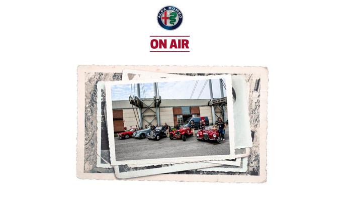 Alfa Romeo alla Mille Miglia 2017: un nuovo viaggio ricco di storia [FOTO E VIDEO]
