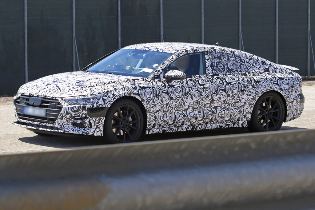 Nuova Audi A7 Sportback sarà svelata nel quarto trimestre 2017