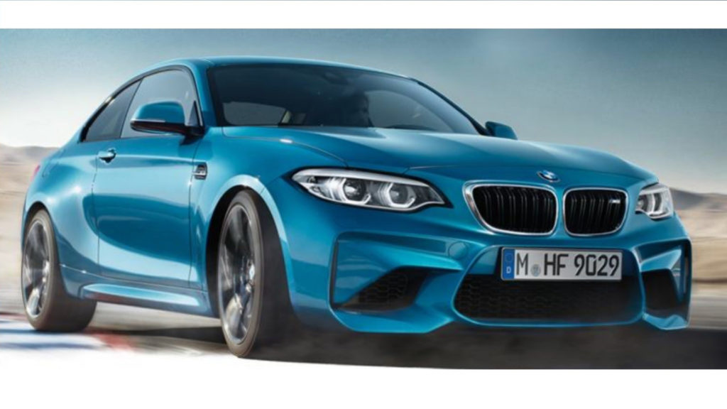 BMW M2 MY 2018: prime immagini del restyling [FOTO LEAKED]