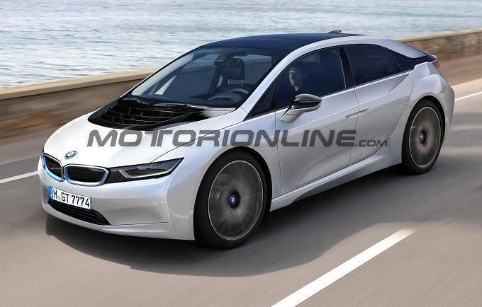 BMW i3 CrossFade Edition in vendita online