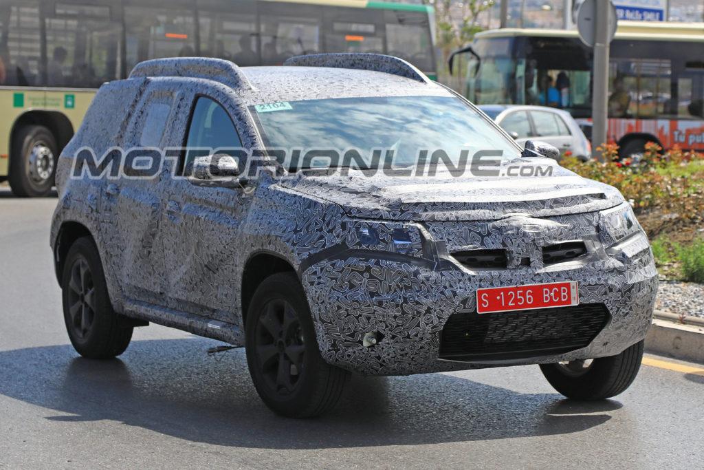 Dacia duster prime immagini della nuova generazione foto for Immagini dacia duster
