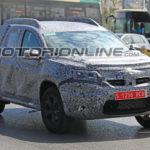 Dacia duster my 2017 nuovi rumor sul modello a passo for Dacia duster 7 posti
