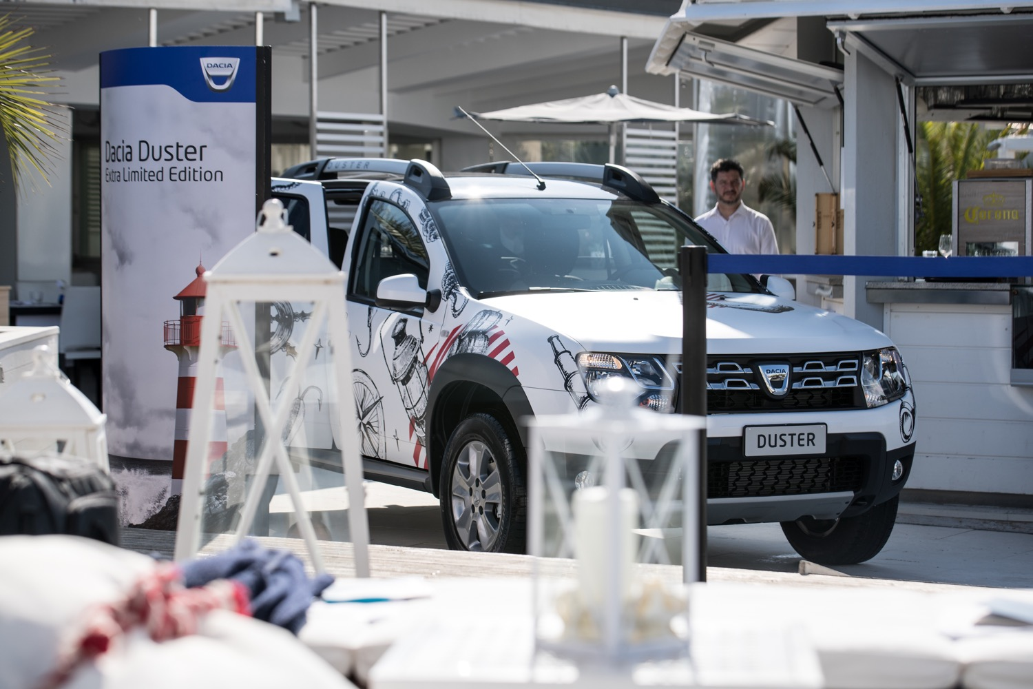 Dacia Duster Strongman Extra Limited Edition