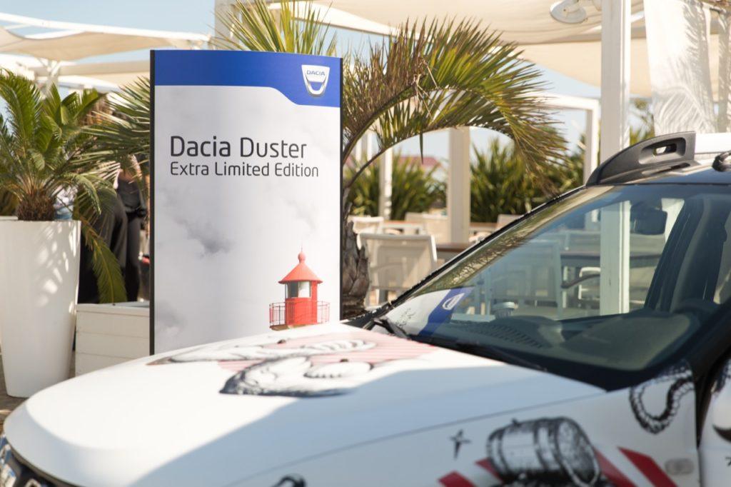 Dacia Duster Strongman: forza e robustezza diventano inarrestabili