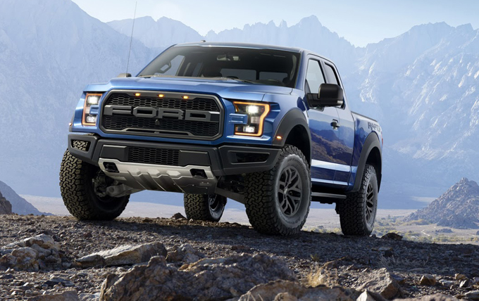 Ford F-150: il pick-up in versione elettrica in futuro?