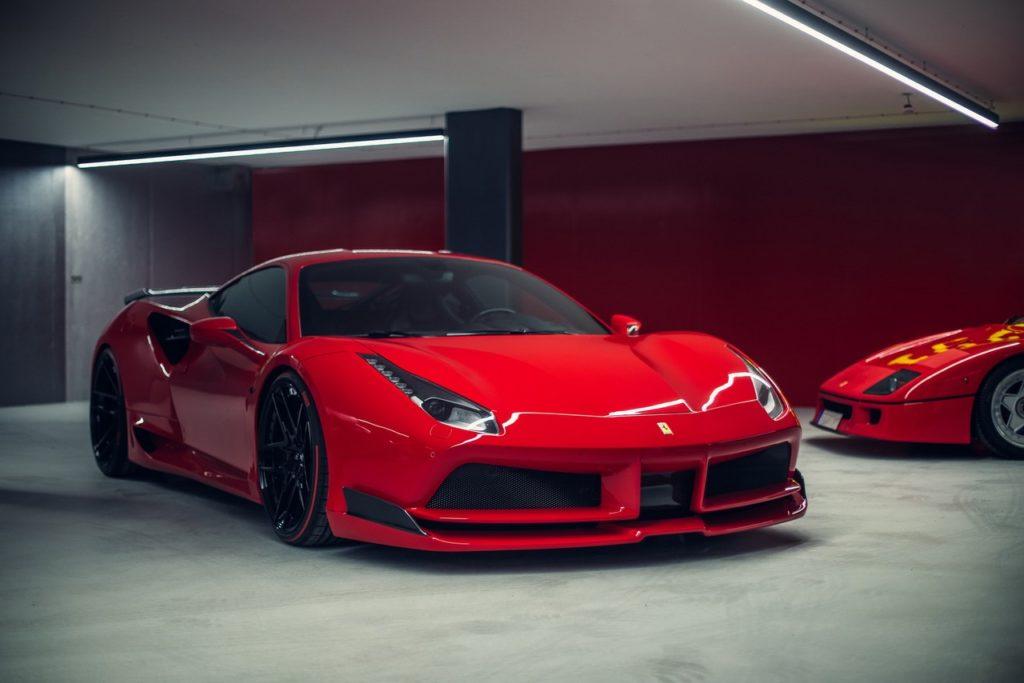 Ferrari 488 Novitec: body kit N-LARGO e 772 CV per il cavallino rampante [FOTO]