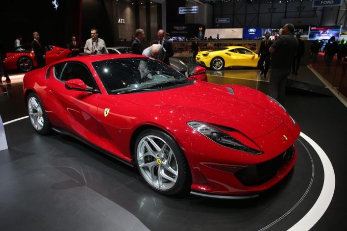 """Sergio Marchionne: """"Un V12 turbo sarebbe una sciocchezza"""""""