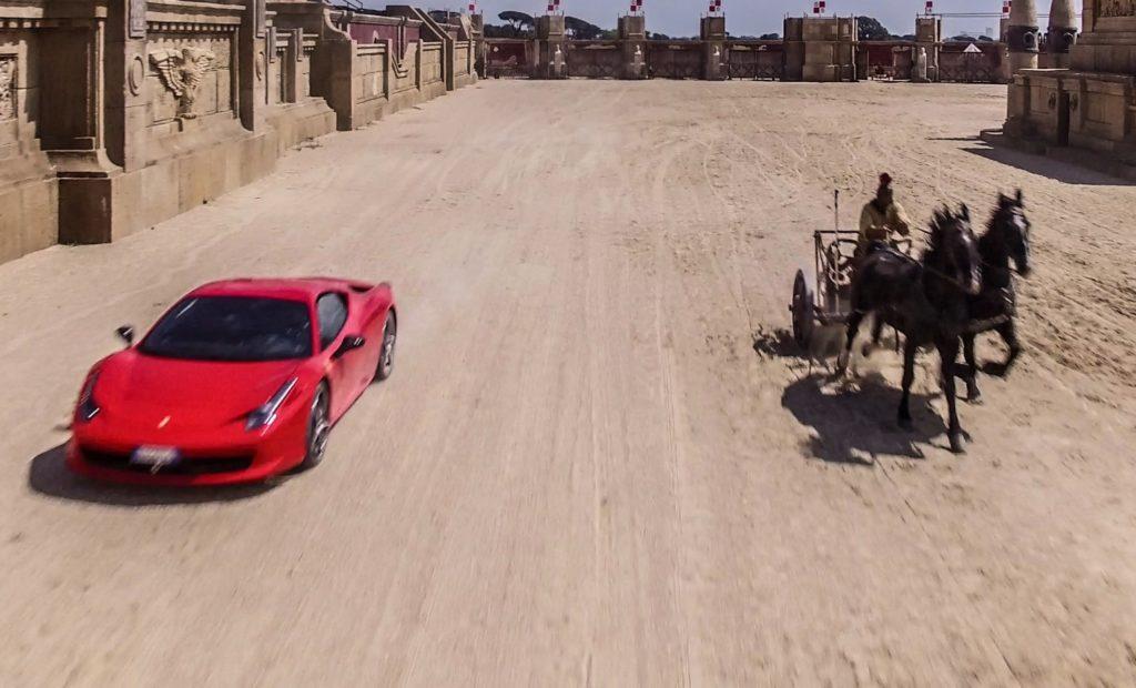 Ferrari vs biga