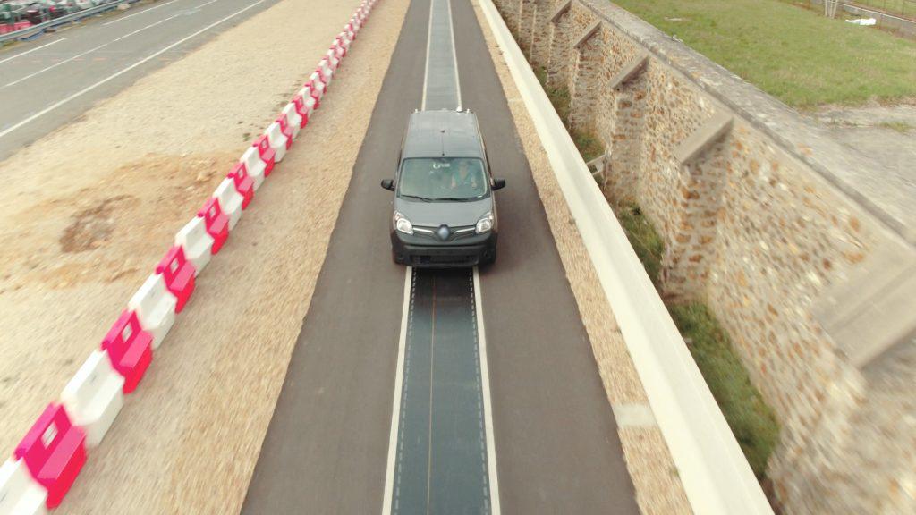Renault Kangoo Z.E.: verso la ricarica wireless dei veicoli elettrici?