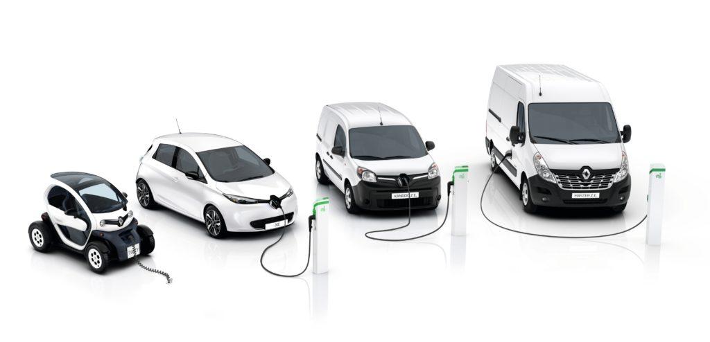 """Renault presenta l'intera gamma Z.E. a """"e_mob"""""""