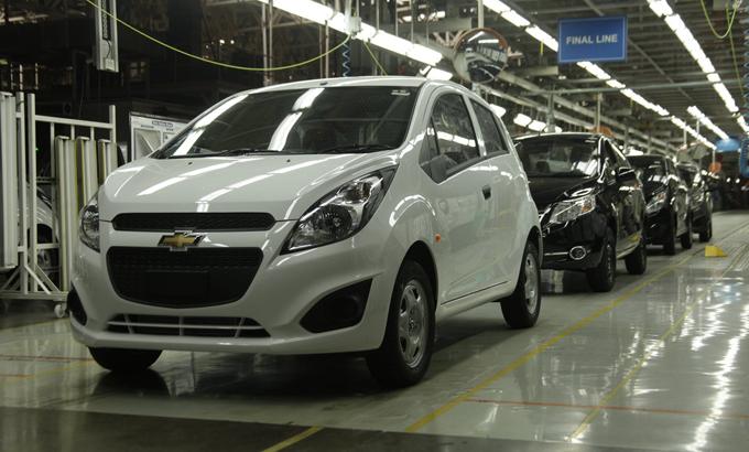 General Motors: il marchio Chevrolet al capolinea in India e Sud Africa