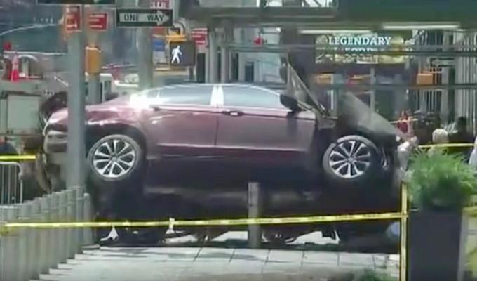 Incidente a New York: quando il pericolo si chiama droga o alcool