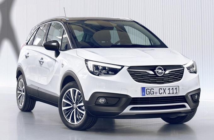 Opel Crossland X, da monovolume compatta a cannibale della sorella Mokka?