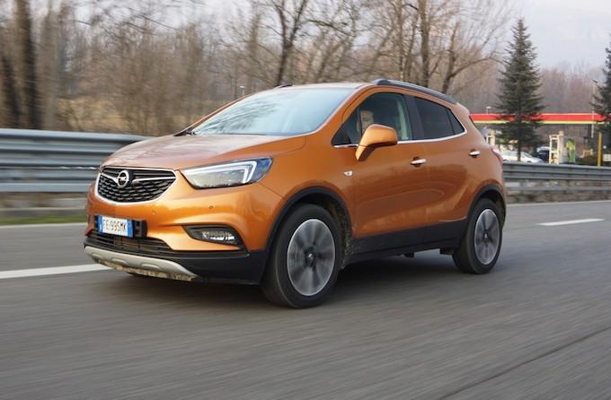Opel Mokka X, si paga più cara delle rivali che vuole battere