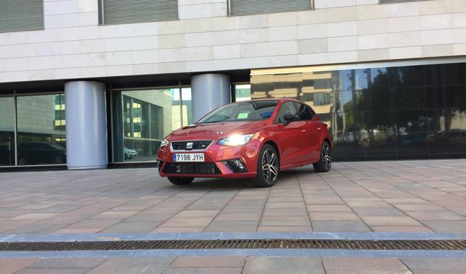 SEAT Ibiza MY 2017 - Test drive a Barcellona