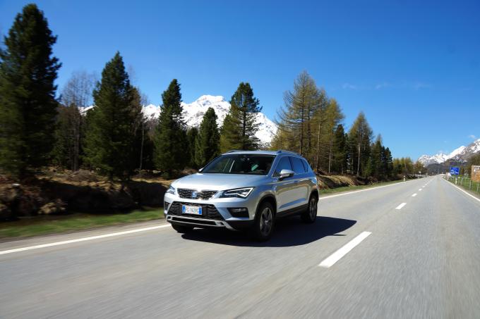 Seat Ateca 2.0 TDI 4Drive, debutto da lode per il primo SUV spagnolo [VIDEO PROVA SU STRADA]