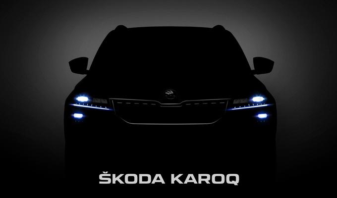 Škoda Karoq: la presentazione da Stoccolma [LIVE]