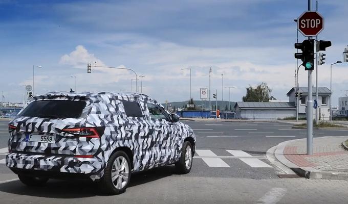 Škoda Karoq: altri indizi in vista della presentazione in giornata [FOTO E VIDEO]