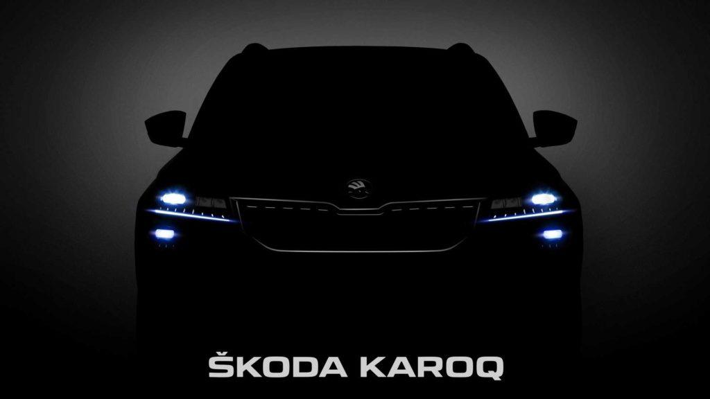 Skoda Karoq - Teaser
