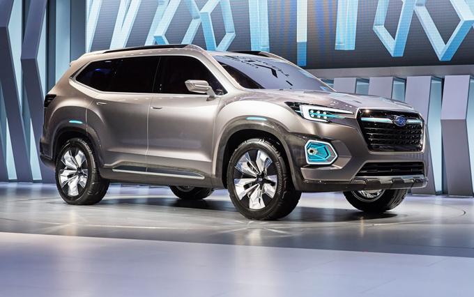 Subaru: al vaglio varianti elettriche basate su modelli esistenti