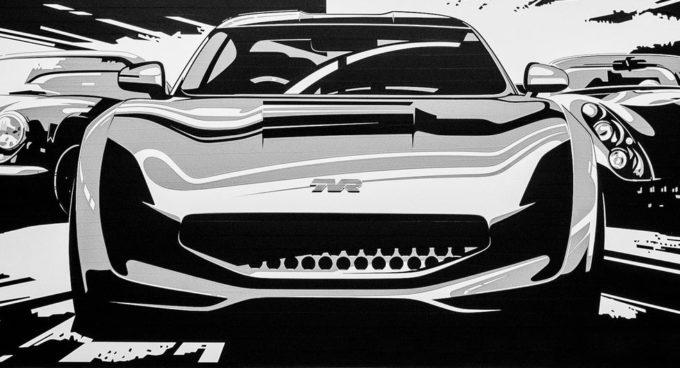 TVR: il nuovo modello potrebbe chiamarsi Griffith