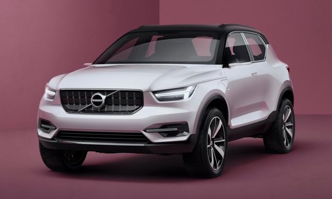 Volvo: un'ipotetica XC20 per rivaleggiare contro l'Audi Q2?