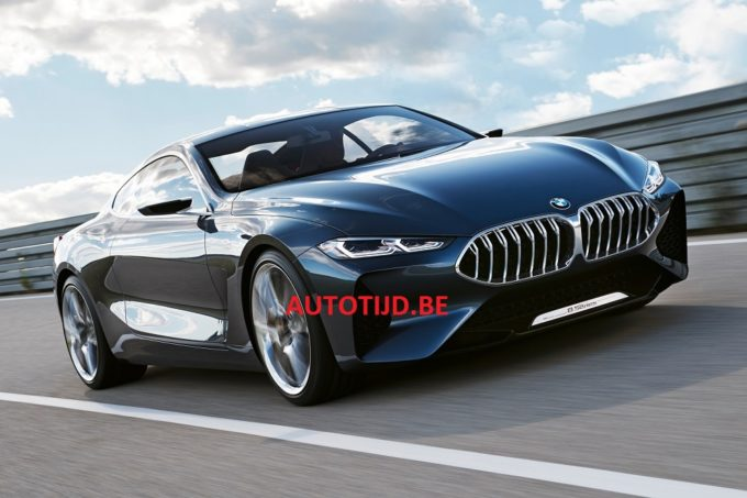 BMW Serie 8 Concept sarà prodotta nel 2018, arriva la conferma