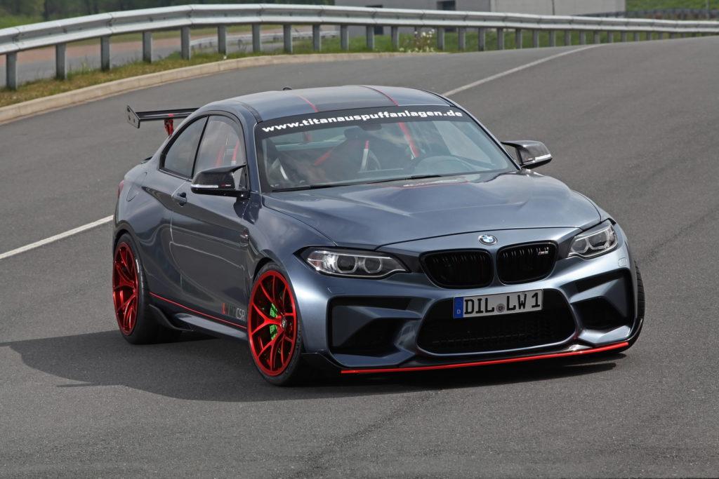 BMW M2 CSR Ligtweight Performance 2017
