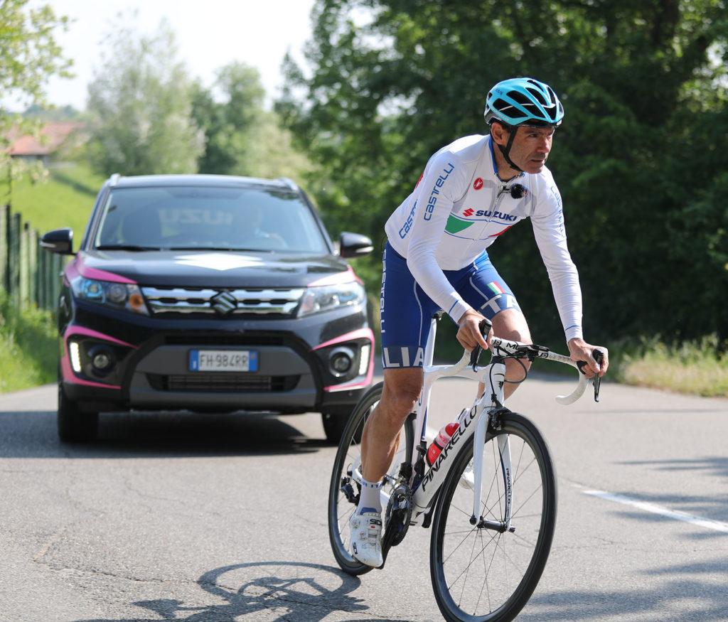 Suzuki è Auto Ufficiale del Giro d'Italia Under 23
