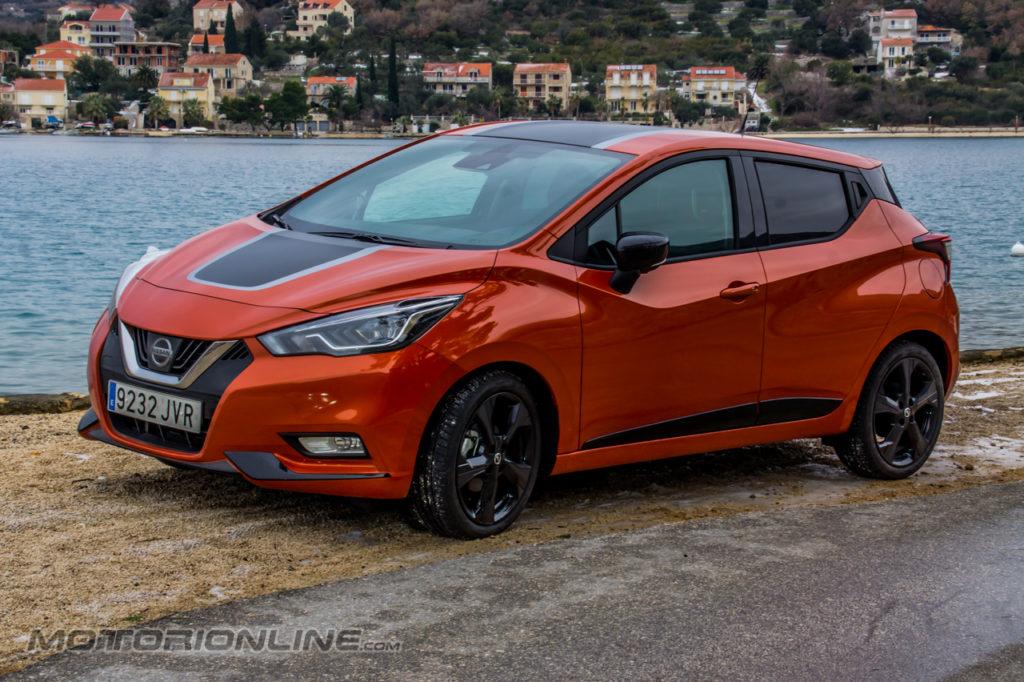 Nissan Micra: l'evoluzione del design negli ultimi 35 anni
