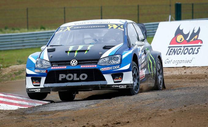 Mondiale Rallycross, Volkswagen: prima vittoria stagionale per la Polo GTI RX in Belgio