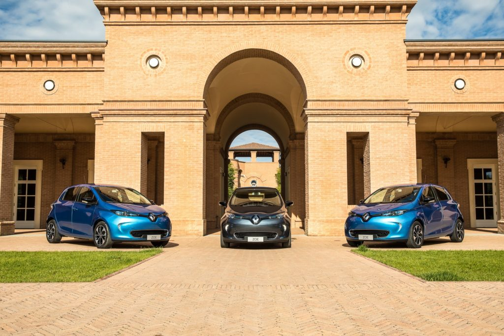 Renault ZOE: tagliato il traguardo delle 1.000 unità immatricolate in Italia