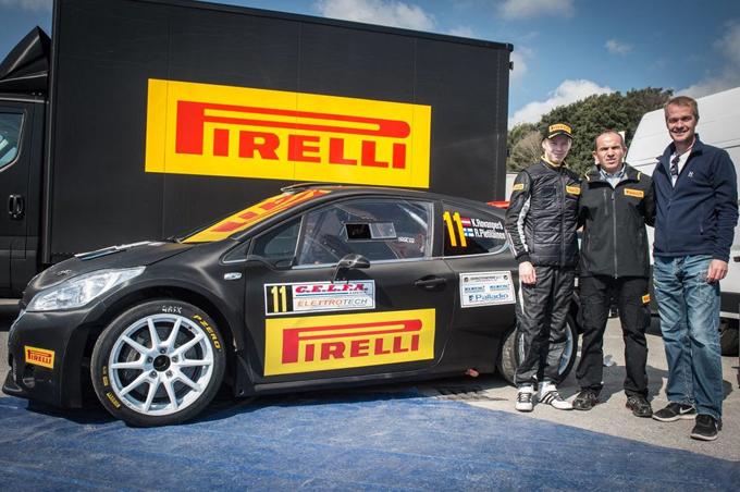 Rally Adriatico, Pirelli: pneumatici Scorpion K per la quarta prova stagionale