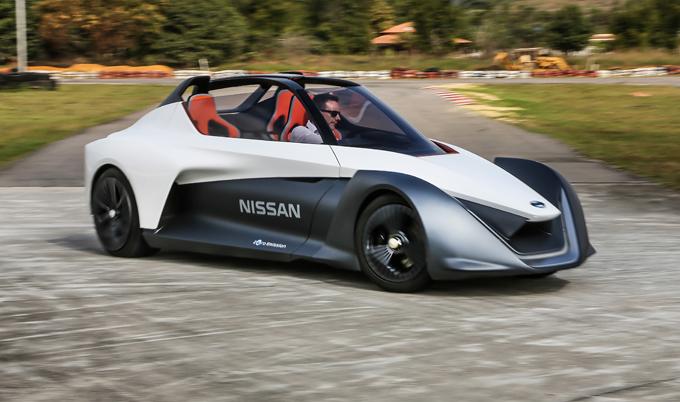 Nissan: l'elettrificazione protagonista al Festival della Velocità di Goodwood