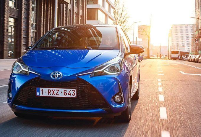 Toyota e Lexus celebrano i 20 anni della tecnologia ibrida al Parco Valentino 2017
