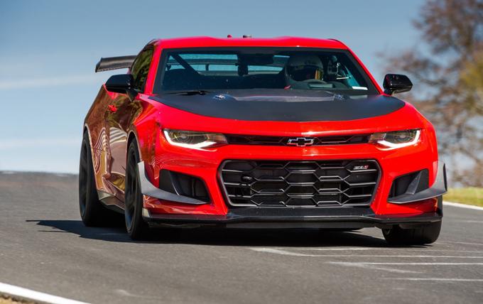 Chevrolet Camaro ZL1 1LE: primato al Nürburgring in 7:16.04 [VIDEO]