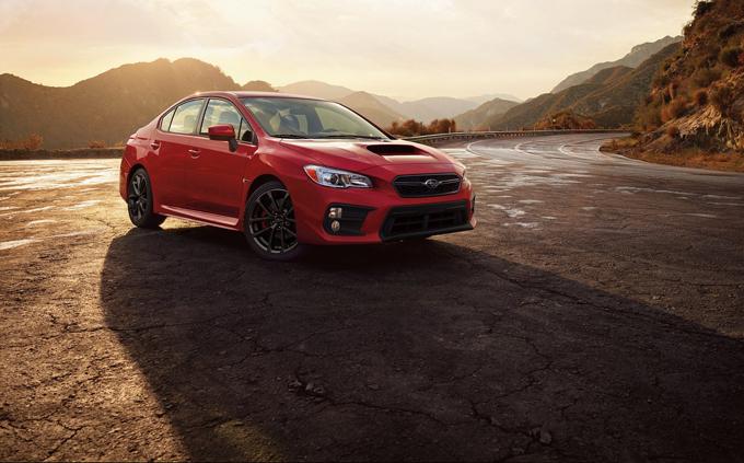 Subaru WRX: tempi di attesa lunghi per la quinta generazione