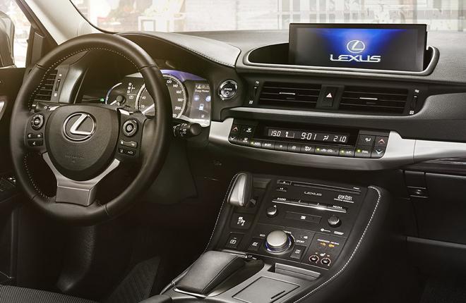 lexus ct 200h my 2018: facelift finale per la hatchback ibrida di