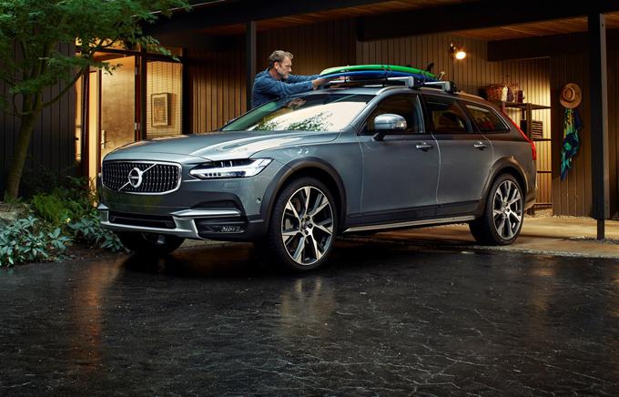 Volvo: vendite globali in aumento del 12,2% a maggio 2017